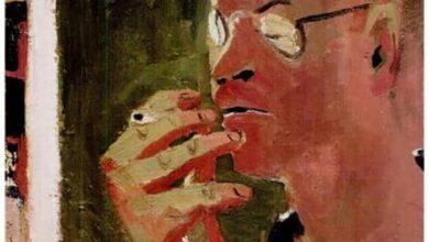 portrait of hassel smith 1951.jpgLarge ليندا باستان - ما سر كآبة قصائدك؟ ترجمة ضي رحمي