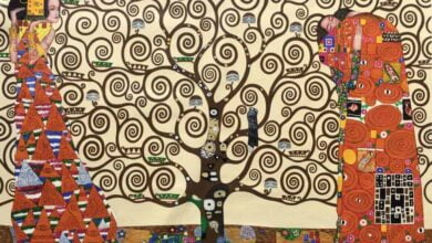 da285db6 tree of life stoclet frieze سارة عابدين - رسائل إلى الله - ماذا تفعل في وقت فراغك؟