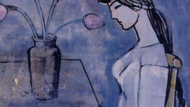 Portrait Bui Xuan Phai نوافذ مفتوحة - آية النملي