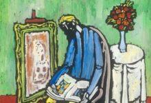 The Artist Thinking Vytautas e1556196271757 بروكلي بالليمون - خالد صدقة