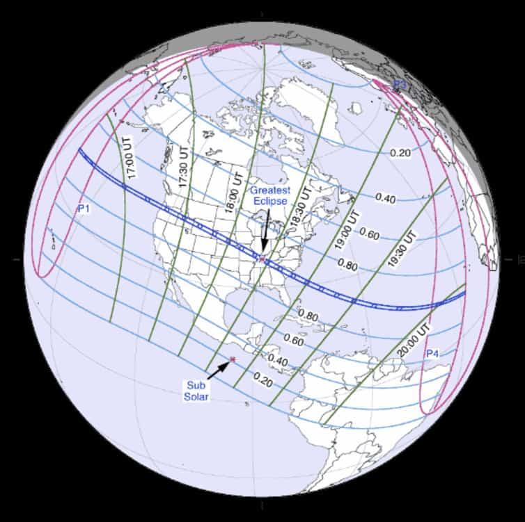 44a0a1c23e632b9fc0c90356236e10cb عندما تُظلم الشمس: الإجابة على 5 أسئلة عن كسوف الشمس