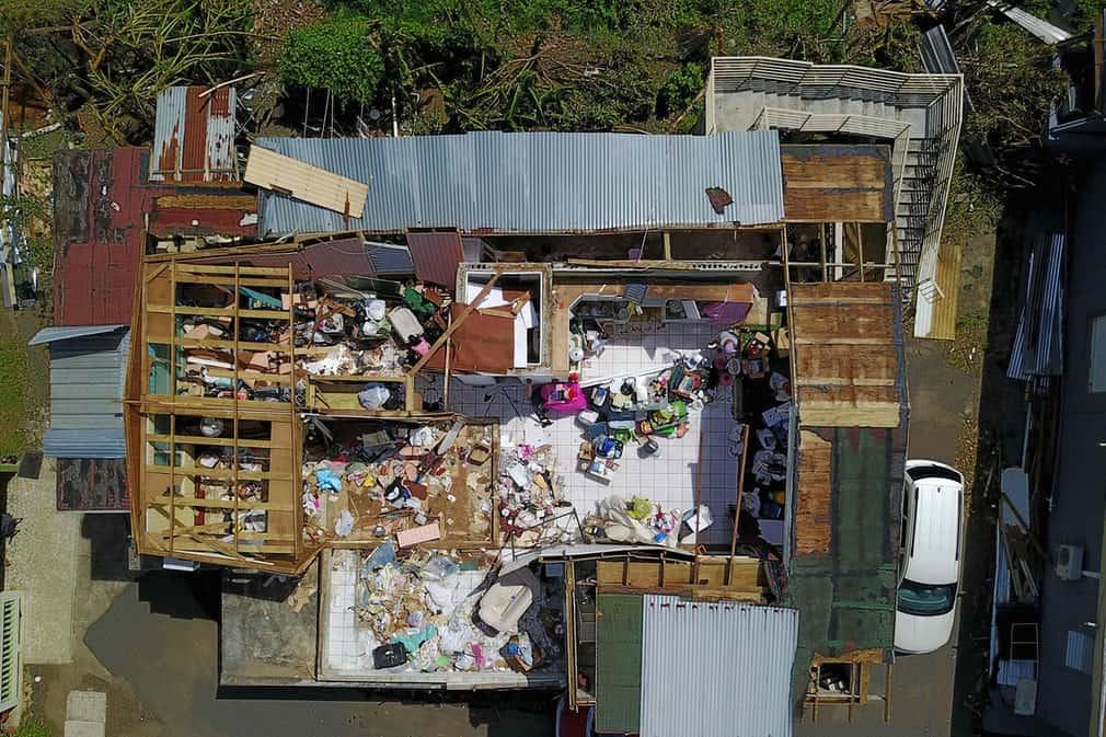 456b8f6ef925c973f9c60eac634a21d8 بورتوريكو بعد إعصار ماريا   بالصور