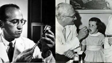 f1e9c48d606a9a3de45abb29ff7a66fc ألبرت سابين | أول من طور لقاح شلل الأطفال ليُعطَى عن طريق الفم