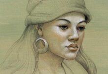 Michael Bergt realism painter18 يوميات بعيدة النظر- أمل عايد البابلي