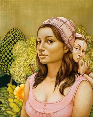 Michael Bergt realism painter31 دورة حياة الجروح