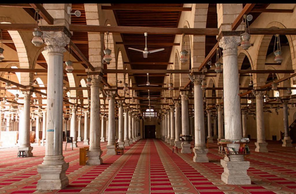 جامع عمرو بن العاص شاعرية السيف - آيا صوفيا