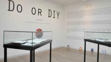 معرض Do or DIY الذي قدم نسخًا أصلية لكتب نشرت بالطبع الذاتي