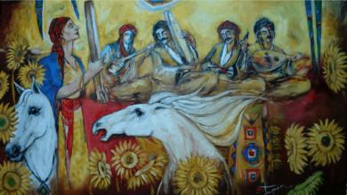 kurdhis art interview with lukman قصائد كردية مترجمة للشاعر حسن محمد