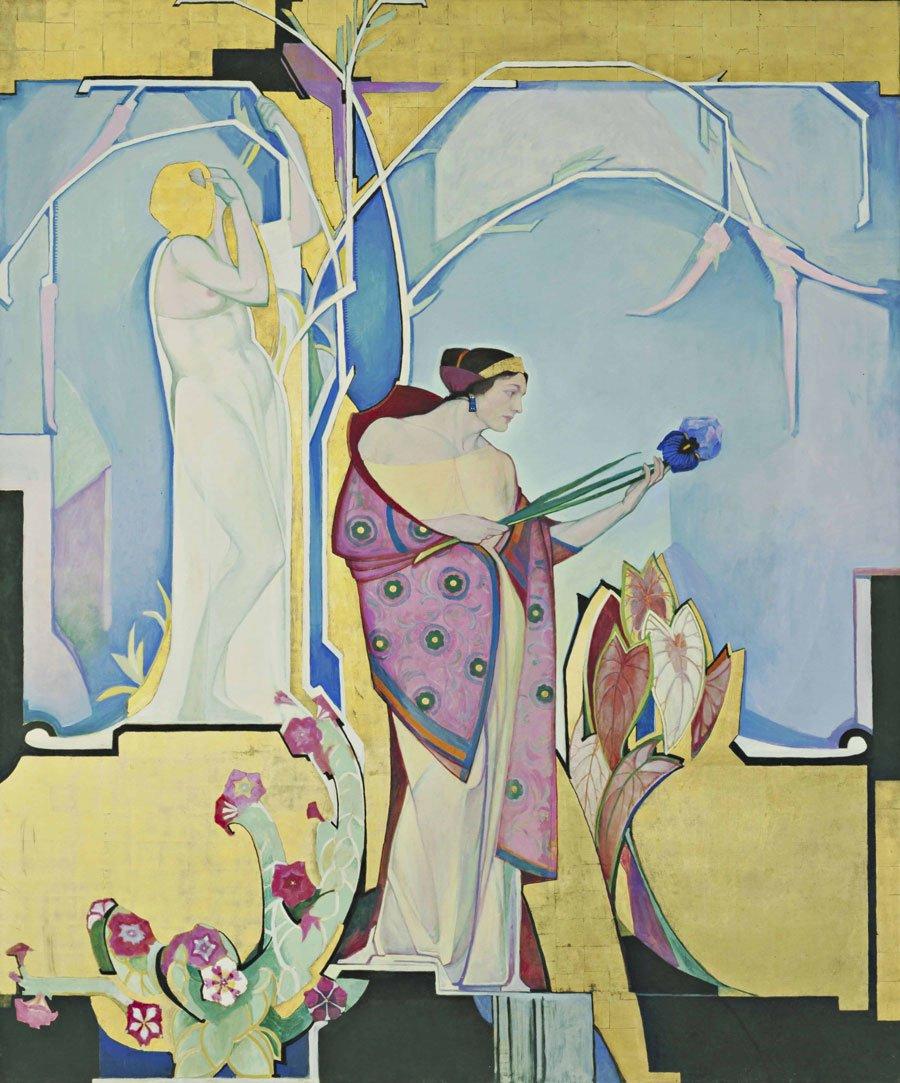 Edward Steichen Flowers optimized ضحكتها سبقتها إلى الجنة - رضا أحمد