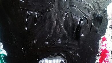screem hend kassem art الصرخة - محمد الشريف